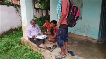Khabar Odisha:Old-woman-dies-in-thunderstorm-in-Mayurbhanj