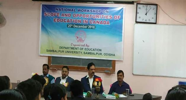 Khabar Odisha:One-day-National-Workshop-in-the-Educational-Opportunity-in-Canada