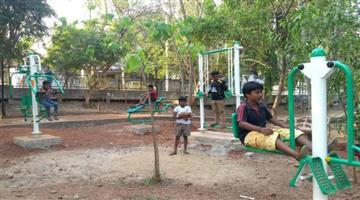 Khabar Odisha:Open-air-gym-launched-in-more-11-park-in-Bhubanswar
