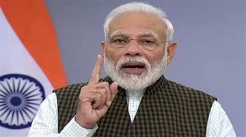 Khabar Odisha:PM-Modi-To-Share-Message-With-Nation-AT-6-PM-Today