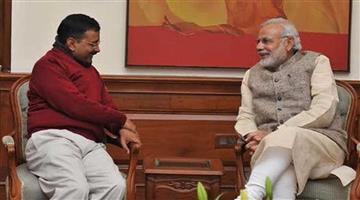 Khabar Odisha:PM-Modi-wishes-Kejriwal-on-his-birthday