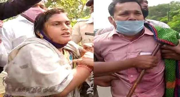 Khabar Odisha:Paris-Mother-Wants-Justic-Minister-Arun-Sahu-is-protecting-the-accused