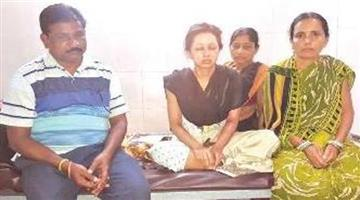 Khabar Odisha:Parshal-bomb-survive-rima-told-full-fill-their-husbands-drear