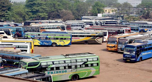 Khabar Odisha:Passengers-do-not-get-on-the-bus-the-bus-service-can-be-stopped-The-bus-owners-union-met-the-transport-minister