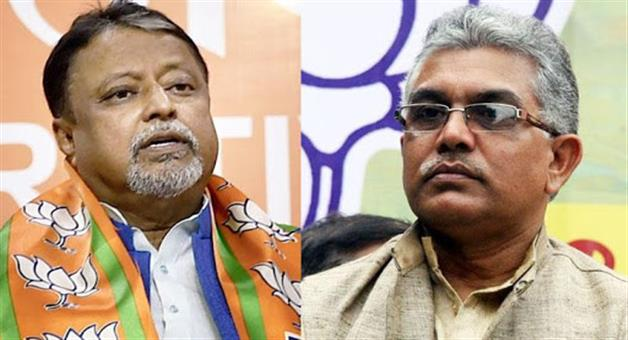 Khabar Odisha:People-accustomed-to-cut-money-find-it-difficult-to-stay-in-the-BJP-targeting-Mukul-Roy-Dillip-Ghosh