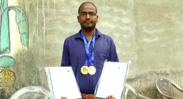 Khabar Odisha:Personality-odisha-Hemant-Ojha-of-Jajpur-to-be-scientist-of-NASA