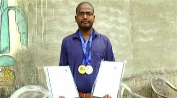 Khabar Odisha:Personality-odisha-Hemant-Ojha-of-Jajpur-to-be-scientist-of-NASA