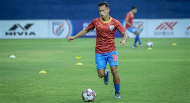 Khabar Odisha:Playing-for-India-in-world-cup-like-dream---Amarjit-Singh