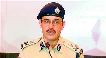 Khabar Odisha:Police-DG-RP-Sharma-Rustigate-Bhandari-Pokhori-IIC