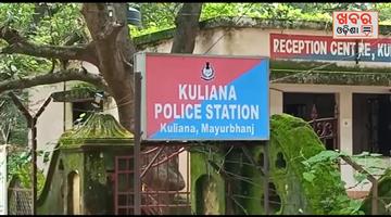 Khabar Odisha:Police-Dabangiri-in-Mayurbhanj