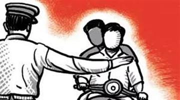 Khabar Odisha:Police-have-not-been-able-to-seize-the-drivers-vehicle