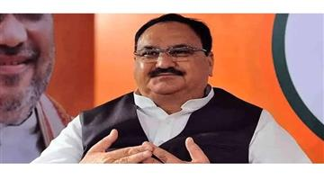Khabar Odisha:Political-JP-Nadda-visit-to-Bengal-BJP-Nationwide-Dharna-on-5th-May-against-TMC-violence