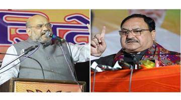 Khabar Odisha:Politics-Amit-Shah-and-JP-Nadda-to-visit-Bengal-every-month-till-end-of-2021-assembly-polls