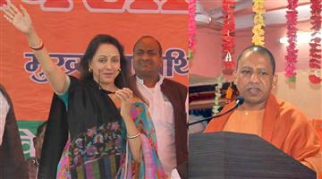 Khabar Odisha:Politics-BJP-First-phase-nomination-today-Hema-Maline-file-her-nomination