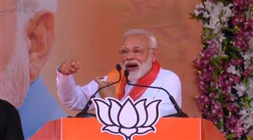Khabar Odisha:Politics-BJP-PM-Narendra-Modi-to-hold-mega-roadshow-in-Varanasi-before-filing-nomination