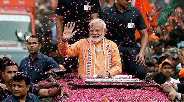 Khabar Odisha:Politics-BJP-PM-Narendra-Modi-to-file-nomination-today-from-Varanasi-LS