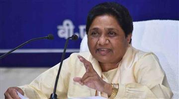 Khabar Odisha:Politics-BSP-SP-RLD-alliance-BSP-chief-Mayawati-in-joint-SP-BSP-RLD-rally-in-Firozabad