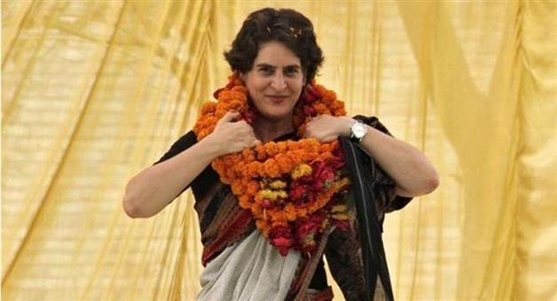 Khabar Odisha:Politics-Congress-Congress-General-Secy-Priyanka-Gandhi-will-visit-UP-today