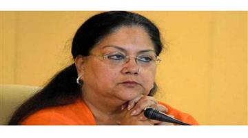 Khabar Odisha:Politics-Rajasthan-BJP-sends-6-MLA-to-Gujarat-Vasundhara-Raje-meets-Rajnath-Singh