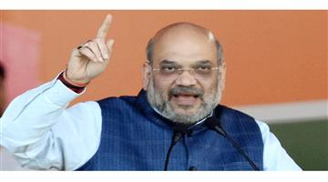 Khabar Odisha:Politics-Union-home-minister-Amit-shah-targets-Sonia-Rahul-for-Jyotiraditya-Scindias-departure-from-congress
