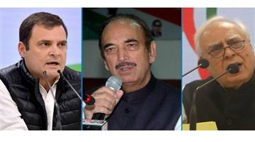 Khabar Odisha:Politics-Upset-congress-leaders-reached-Jammu-likely-to-give-strong-message-to-Rahul-Gandhi