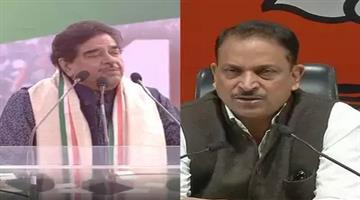 Khabar Odisha:Politics-odisha-Kolkata-BJP-take-action-against-Shatrughna-Sinha