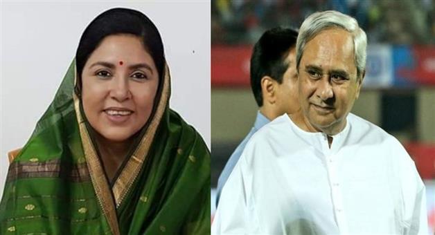 Khabar Odisha:Politics-odisha-Naveen-Patnaik-Sangeeta-Singhdeo-richest-candidate-in-2nd-phase-election