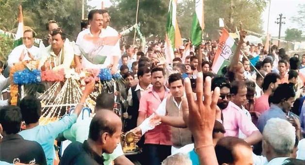 Khabar Odisha:Politics-odisha-Niranjan-Patnaik-alleged--bjd-attack-on-me-and-party-worker