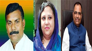 Khabar Odisha:Politics-odisha-Pratyusha-Subash-Pitambar-appointed-as-a--state-bjp-vice-president