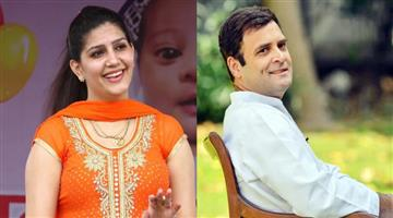Khabar Odisha:Politics-odisha-condition-laid-by-sapna-chaudhary-to-join-congress