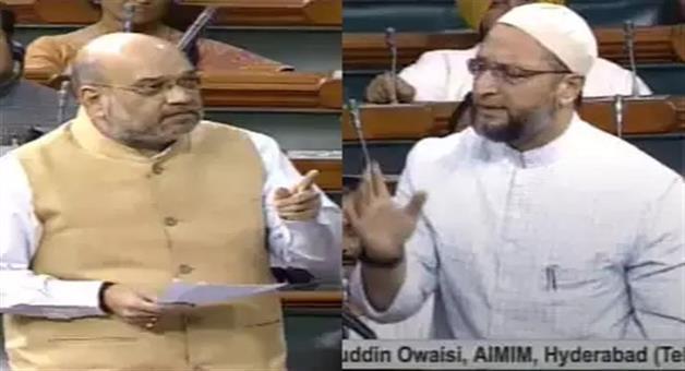 Khabar Odisha:Politics-odisha-discussion-on-nia-amendment-bill-in-lok-sabha-home-minister-amit-shah-takes-on-asaduddin-owaisi