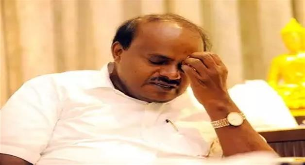 Khabar Odisha:Politics-odisha-hd-kumaraswamy-accidental-cm-of-karnataka-but-not-lucky-enough-to-complete-his-tenure