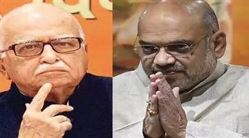 Khabar Odisha:Politics-odisha-lk-advani-may-not-contest-as-bjp-president-amit-shah-is-candidate-from-gandhinagar