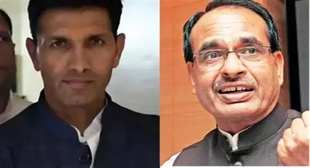 Khabar Odisha:Politics-odisha-madhya-pradesh-congress-minister-jitu-patwari-takes-a-dig-on-ex-cm-bjp-leader-shivraj-singh-chauhan