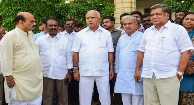 Khabar Odisha:Politics-odisha-national-karnataka-political-row-cm-hd-kumarswamy-will-quit-after-giving-good-speech-says-bs-yeddyurappa-