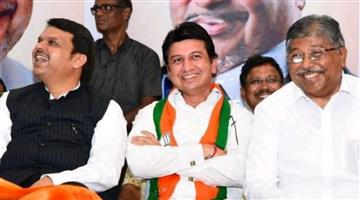 Khabar Odisha:Politics-odisha-ncp-leader-vijay-singh-mohite-patil-son-ranjit-singh-will-join-bjp