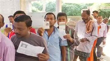 Khabar Odisha:Politics-odisha-patkura-election-till-evening-5-pm-67-percent-voting
