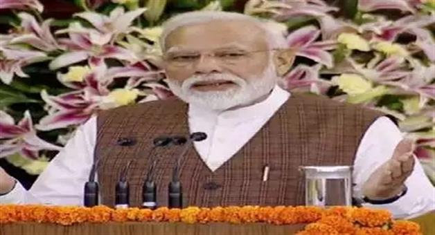 Khabar Odisha:Politics-odisha-pm-narendra-modi-addressed-nda-parliamentary-board-meeting-says-minorities-were-tricked