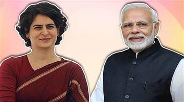 Khabar Odisha:Politics-odisha-priyanka-gandhi-vadra-vs-pm-narendra-modi-in-varanasi-seems-closer