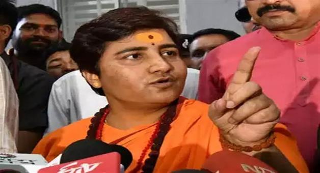 Khabar Odisha:Politics-odisha-sadhvi-pragya-thakur-replies-to-election-commissions-notice-says-i-did-not-insult-any-martyr