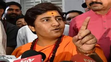 Khabar Odisha:Politics-odisha-sadhvi-pragya-thakur-replies-to-election-commissions-notice-says-i-did-not-insult-any-martyr