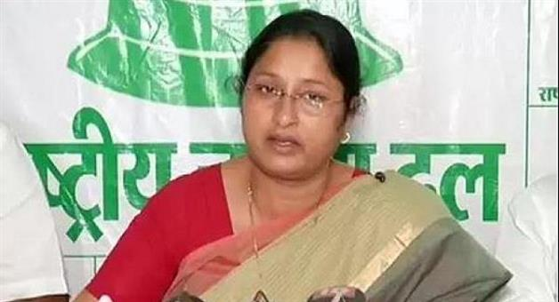 Khabar Odisha:Politics-odisha-state-rjd-president-annapurna-devi-will-join-bjp