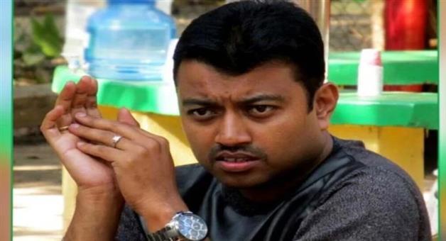 Khabar Odisha:Politics-odisha-tmc-suspended-mukul-roy-son-subhranshu-roy-for-six-year