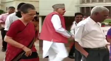 Khabar Odisha:Politics-odisha-to-attack-on-modi-government-opposition-leaders-met-at-the-parliament
