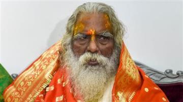 Khabar Odisha:President-of-Ram-Janmabhoomi-Trust-Mahant-Nritya-Gopal-Das-Corona-Positive