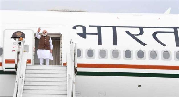 Khabar Odisha:Prime-Minister-Narendra-Modi-on-a-three-day-visit-to-the-United-States
