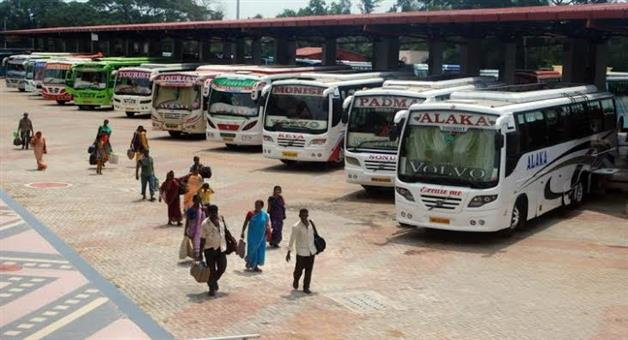 Khabar Odisha:Private-bus-travel-from-today