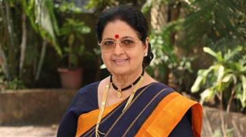 Khabar Odisha:Prominent-Marathi-actress-Ashalata-Wabgaonkar-died-in-corona