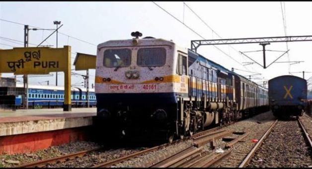 Khabar Odisha:Puri-Calcutta-special-summer-train-from-may-13-to-june-24