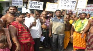 Khabar Odisha:Puri-Kakatpur-Mangala-Temple-Row
